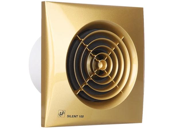 SILENT-100 CZ GOLD