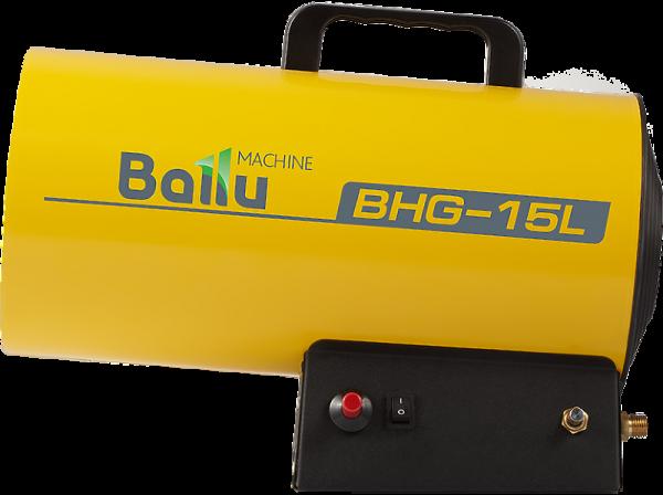 газовая пушка Ballu BHG-15L